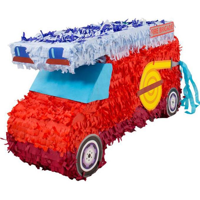 Piñata Brandweerwagen