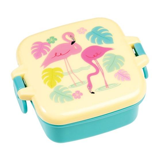 Boîte Casse-Croûte Flamingo