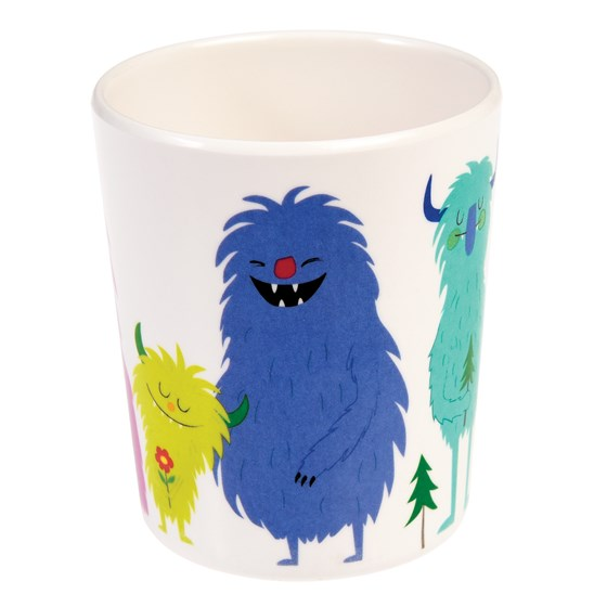Verre En Melamine Monsters Of The World