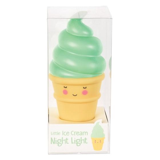 Nachtlampje Ijsje Pistache