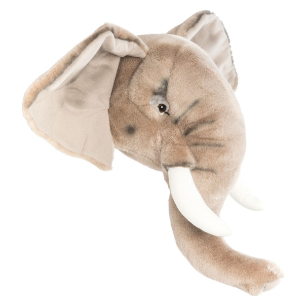 Wild & Soft Muurdecoratie - Olifant George