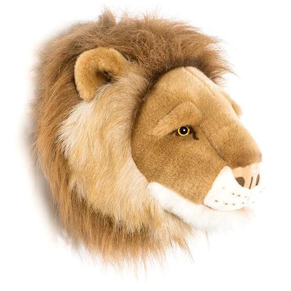 Wild & Soft Muurdecoratie - Leeuw Cesar
