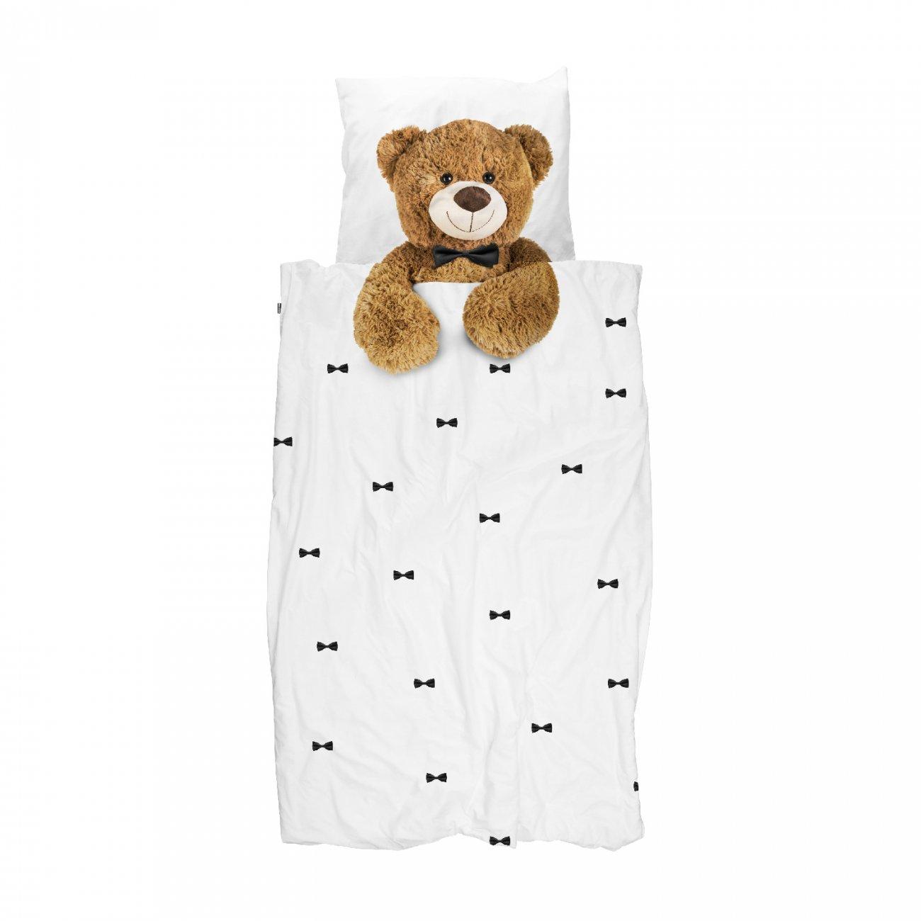 Snurk dekbedovertrek Teddy - 140x220