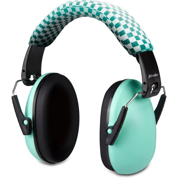 Alecto casque protection auditive BV-71 vert