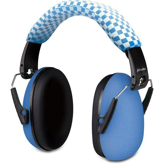 Alecto casque protection auditive BV-71 bleu