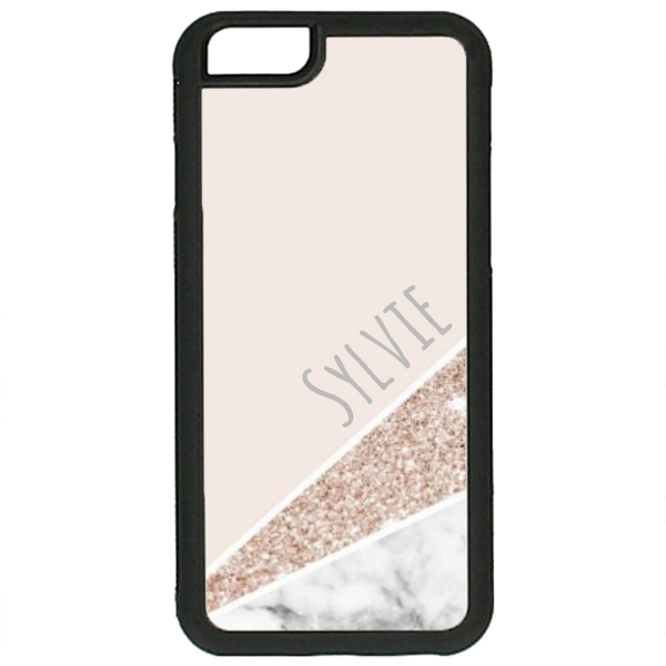 Gepersonaliseerd Apple Iphone 6/6S rubber hoesje