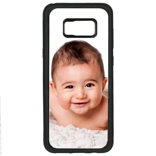 Gepersonaliseerd Samsung Galaxy S8 PLUS rubber hoesje