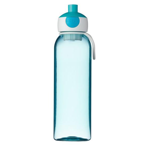 Bouteille d'eau campus 500 ml - Turquoise