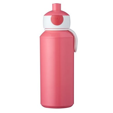 Mepal Campus Pop-Up Drinkfles 400 ml - Pink