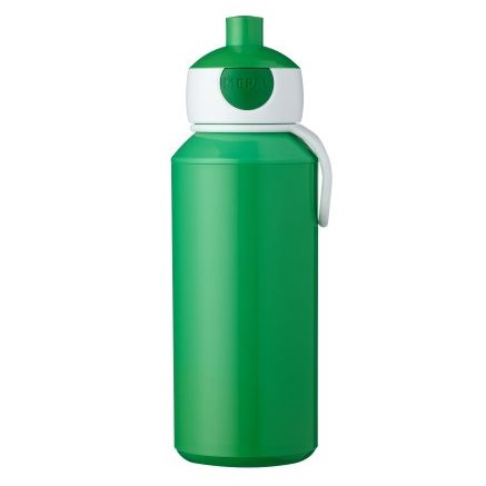 Mepal Campus Pop-Up Drinkfles 400 ml - Groen