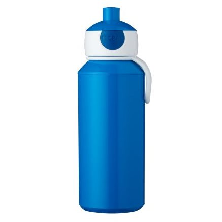 Mepal Campus Pop-Up Drinkfles 400 ml - Blauw