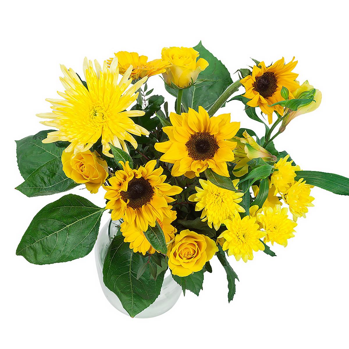 Bloemen 60cm: Sunny