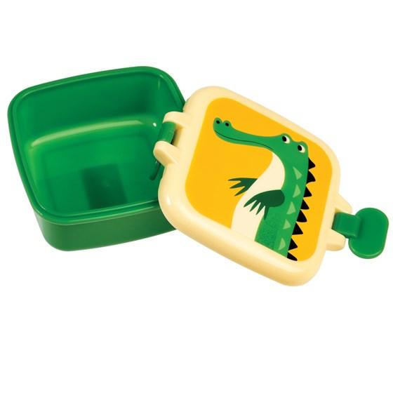 Boîte Casse-Croûte Crocodile