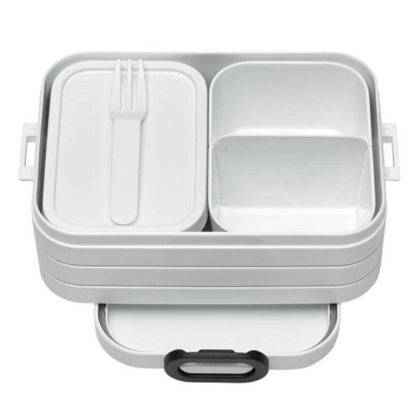 Bento Lunchbox Take a Break midi - Wit