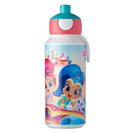 Mepal Campus Pop-Up Drinkfles 400 ml - Shimmer & Shine