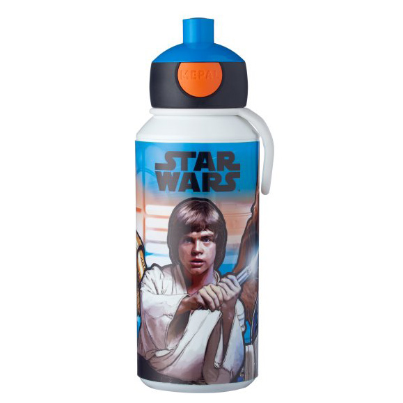 Mepal Campus Pop-Up Drinkfles 400 ml - Star Wars