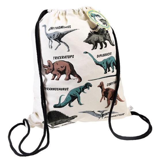 Sac À Cordonnet Dinosaure