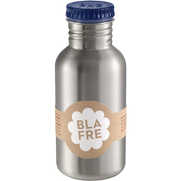 Blafre Drinkfles 500 ml Donkerblauw