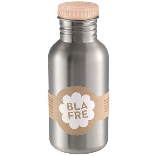 Blafre Drinkfles 500 ml Peach