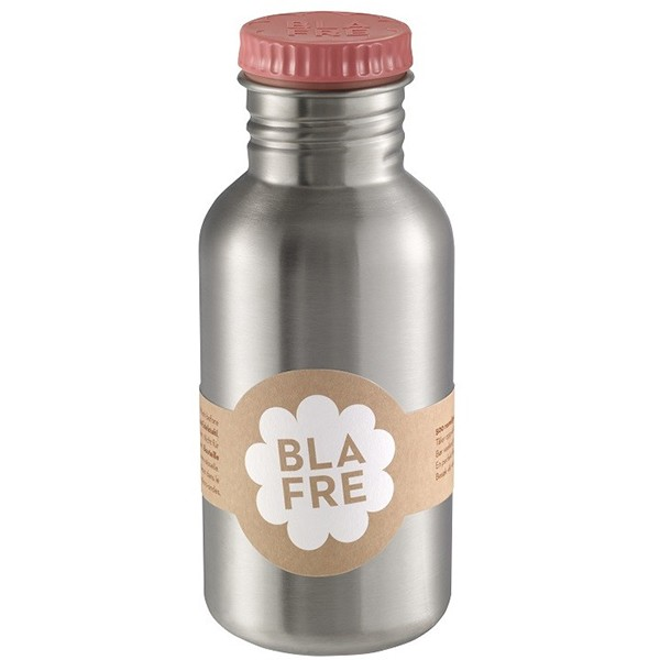 Blafre Drinkfles 500 ml Roze