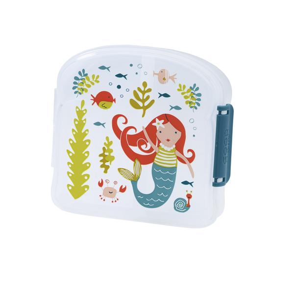 SugarBooger Lunchbox Small Isla the Mermaid
