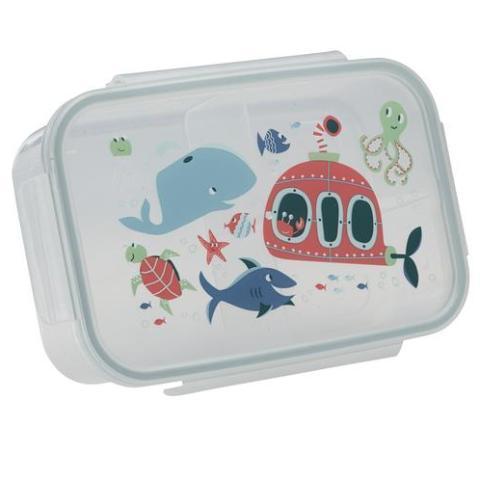 SugarBooger Bento Lunchbox Ocean