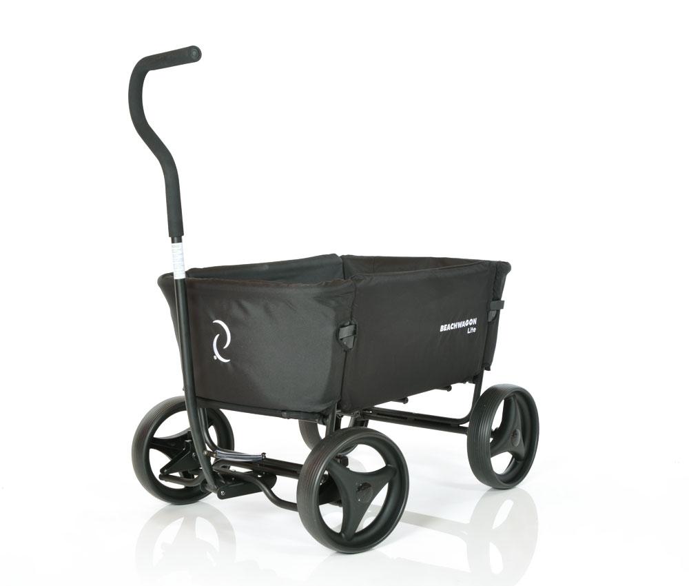 Bolderkar Beach Wagon Lite - Zwart