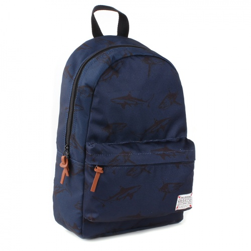 Skooter Rugzak Animal Kingdom Blue