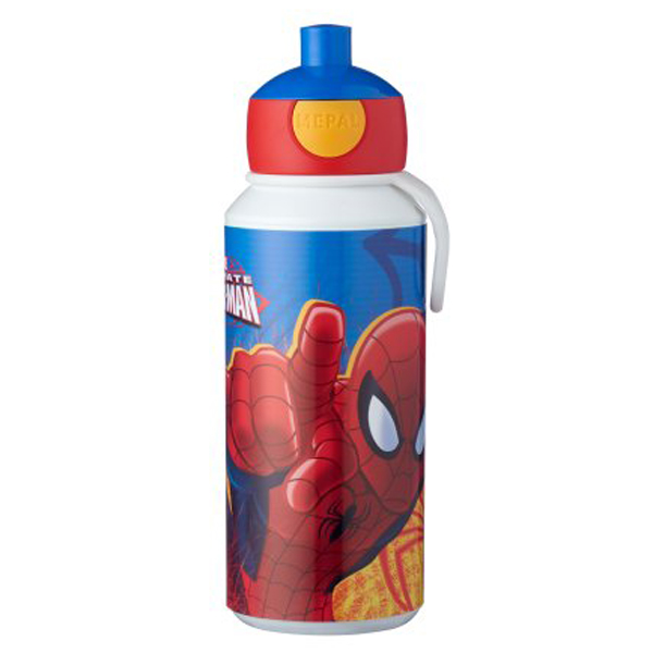 Gourde pop-up campus 400 ml - Ultimate Spiderman
