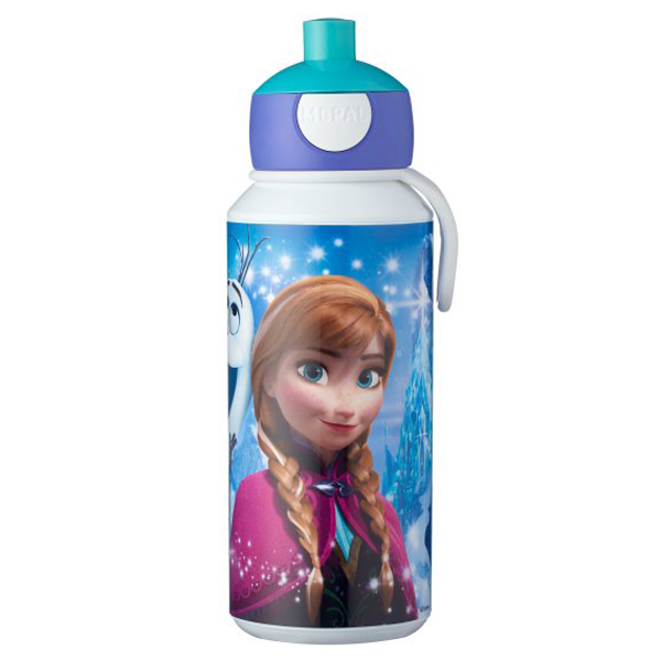 Drinkfles Mepal Campus pop-up 400ml : Frozen Sisters Forever