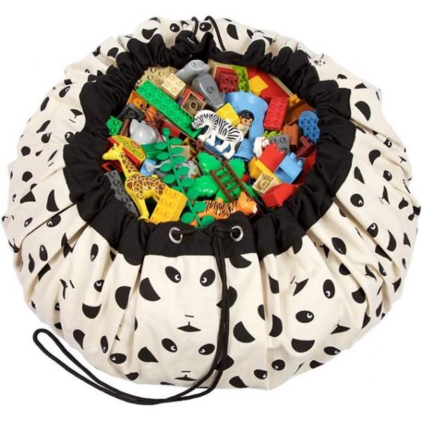 Play & Go Opbergzak Panda