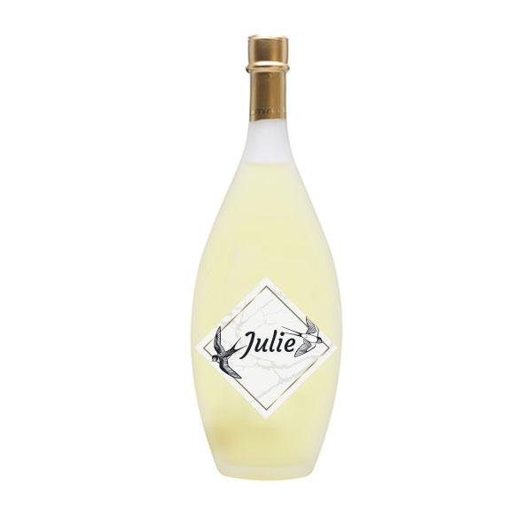 Bottega Limoncino  Crème Likeur - Met eigen etiket (Ruit)