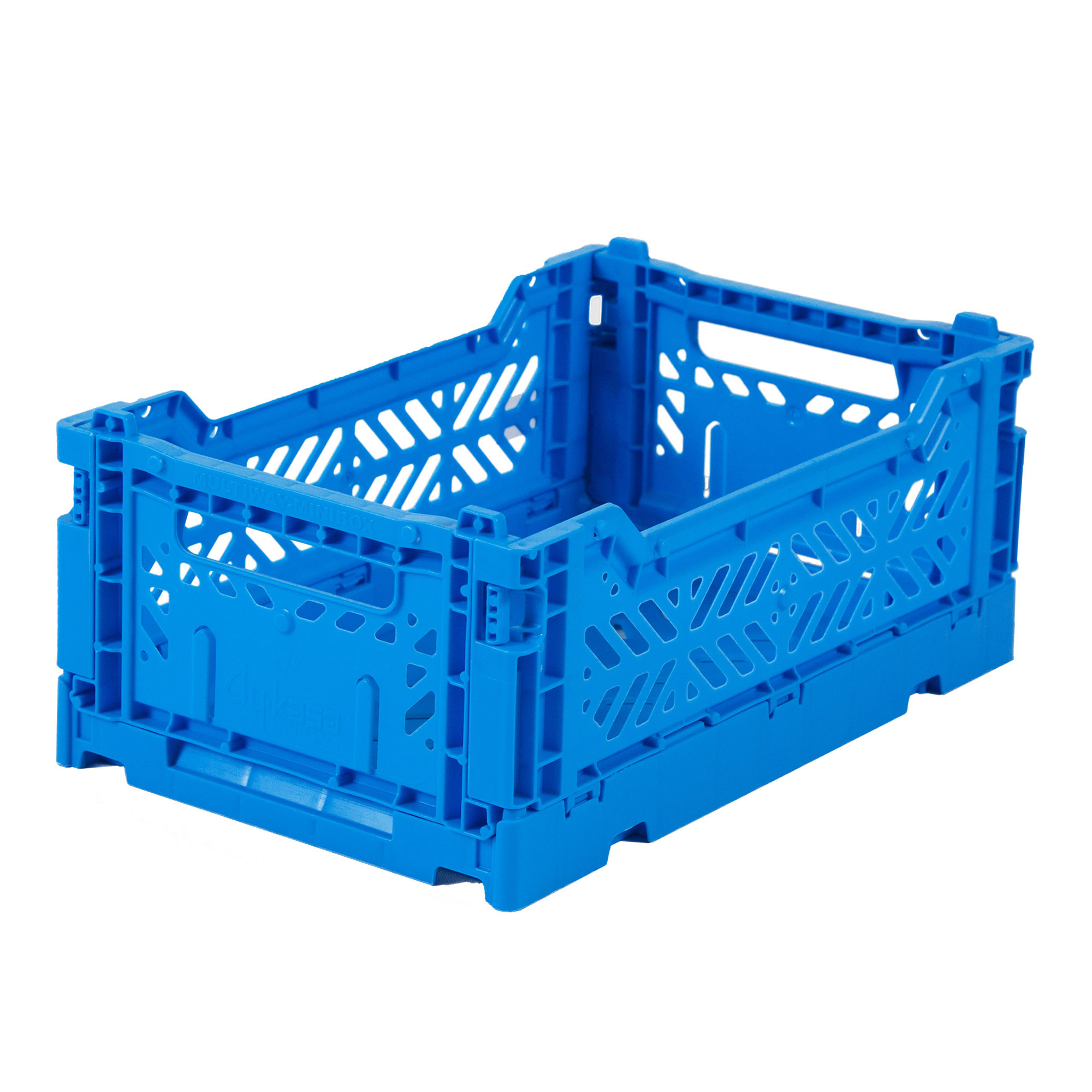 Eef Lillemor Folding Crate Mini - Blue