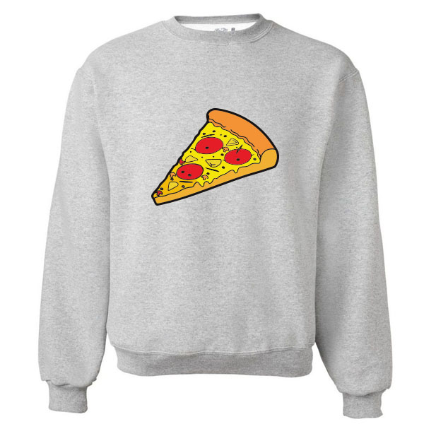 Twinning sweater Pizza - Kids