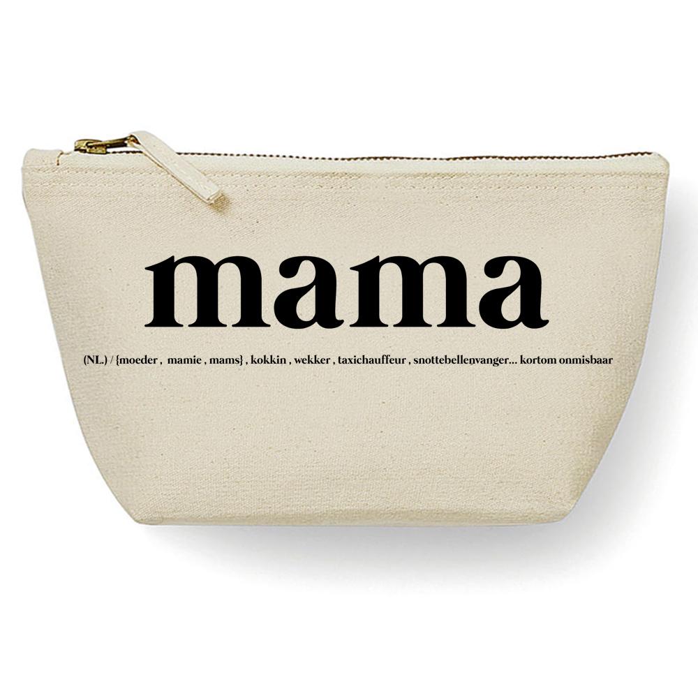 Canvas Tas - Mama