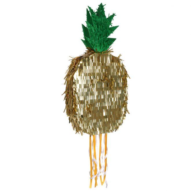 Piñata Ananas Goud
