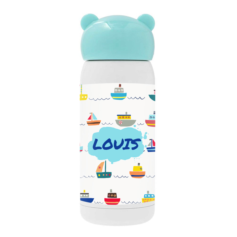 Bouteille thermo enfants personnalisable