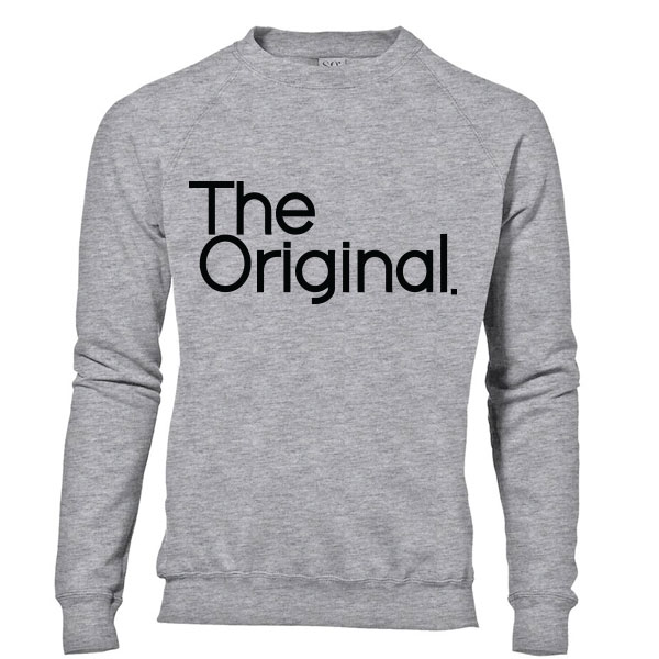 Twinning sweater Original - Man