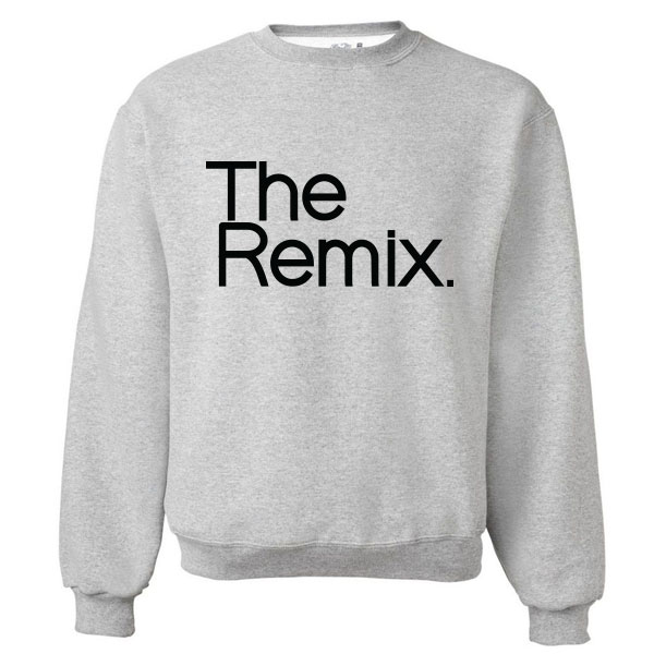 Twinning sweater The Remix - kids