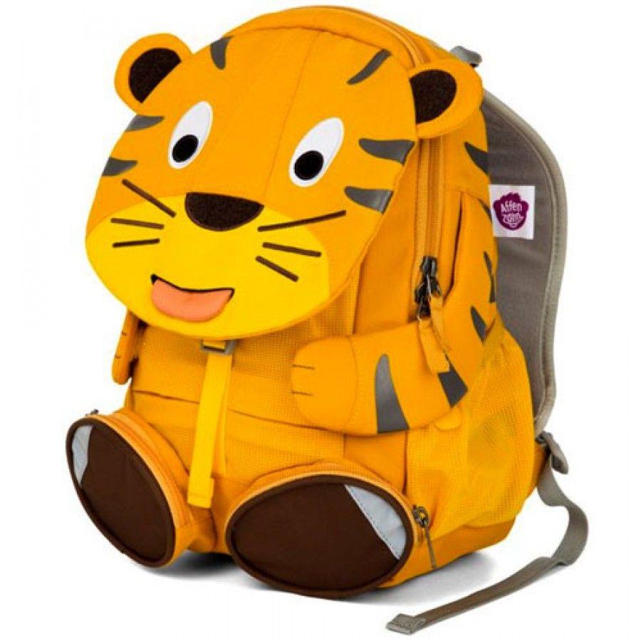 Grand sac à dos Tigre Theo Affenzahn