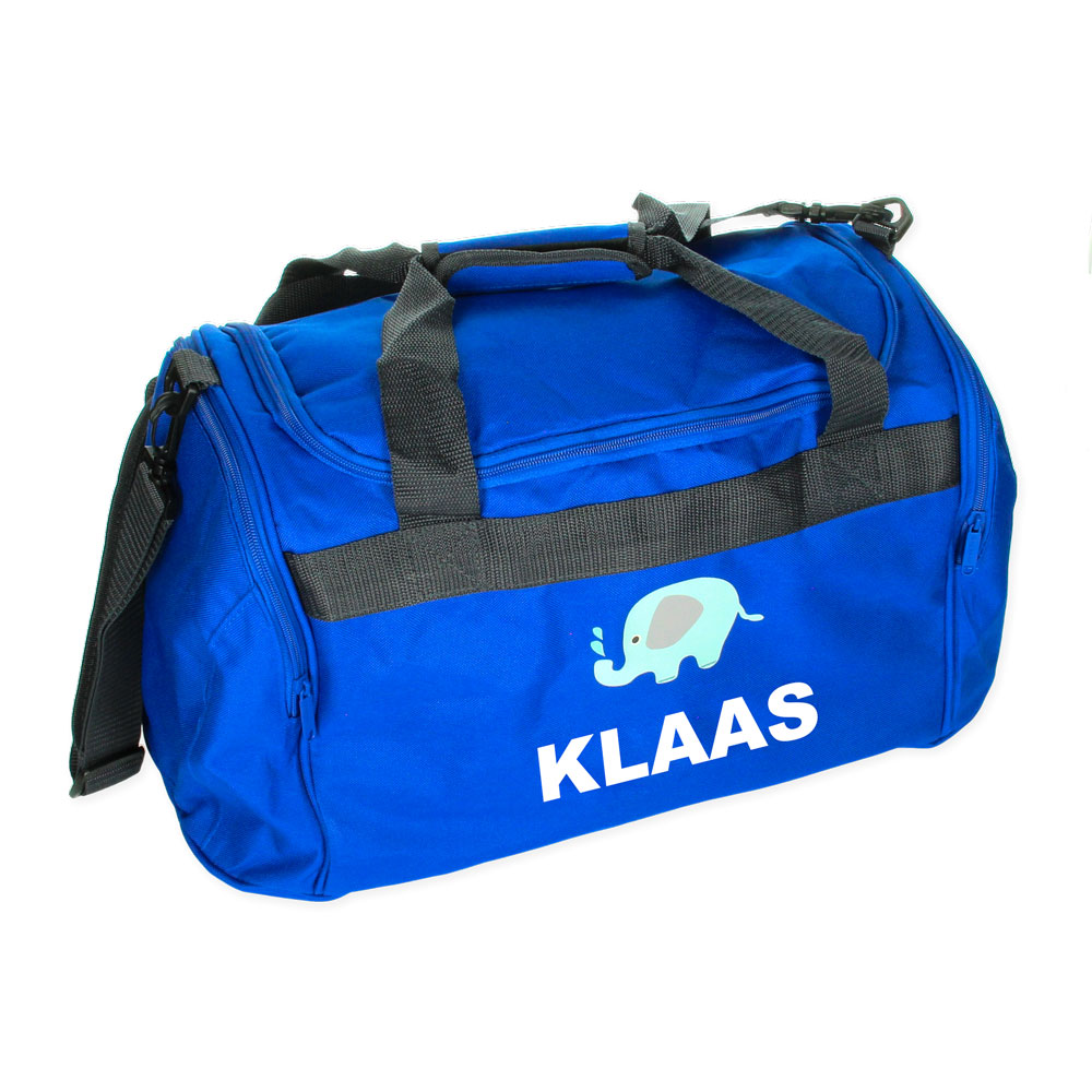 Sportbag with name