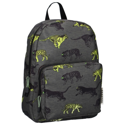 Rugzak Skooter Funky Zoo Tiger Large