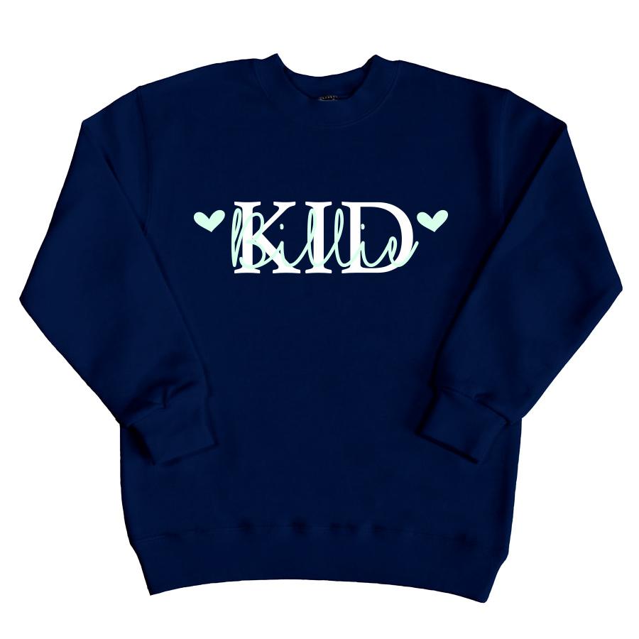 Kid sweater met naam