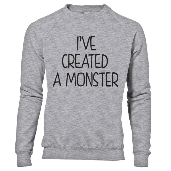 Twinning sweater Monster - Man