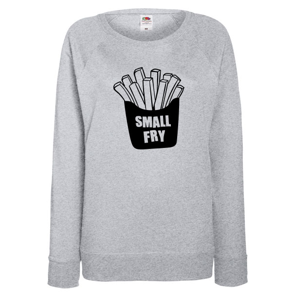 Twinning sweater Fries - Vrouw