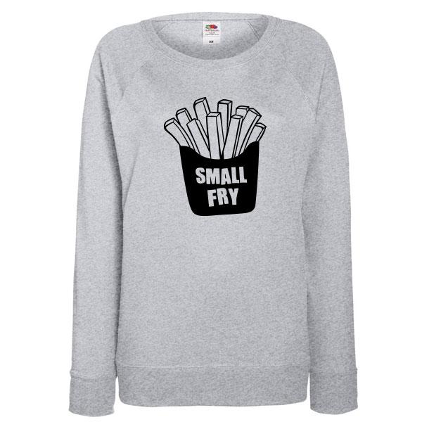 Pull Fries - Femme