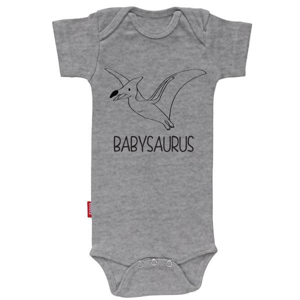 Twinning romper Dinosaurus - Baby