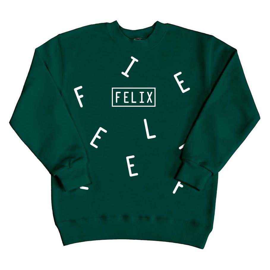 Sweater met naam - Letters