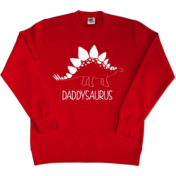 Twinning sweater Dinosaurus - Man