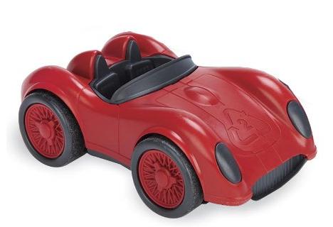 Racewagen rood